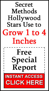 How to Grow Taller - Celebrity Secrets